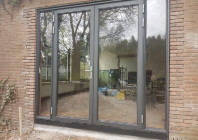 Alufox Deuren glazen deuren