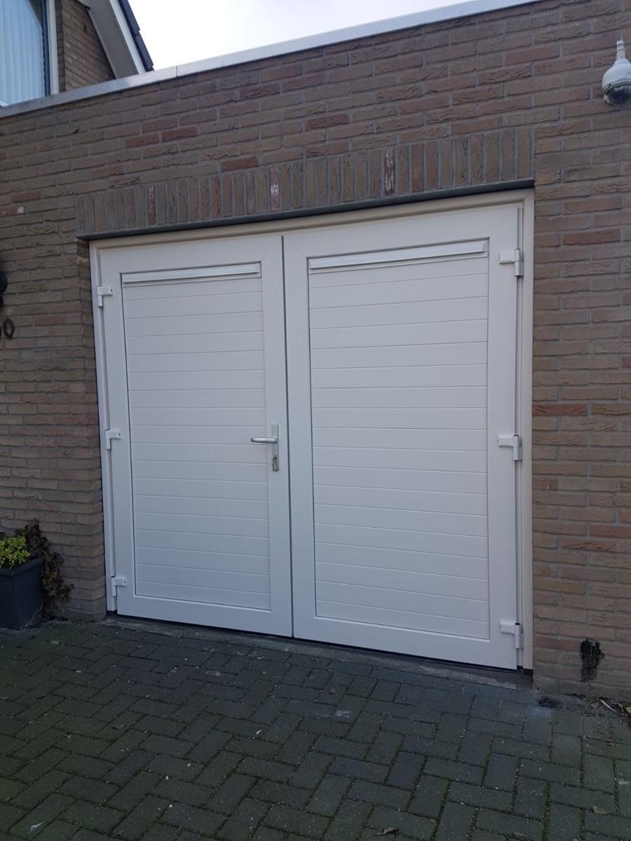 Alufox Deuren openslaande deuren wit